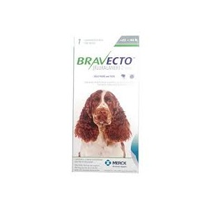 Bravecto 22-44lbs (6month supply)