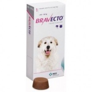 Bravecto 88-123 lbs (6 month supply)