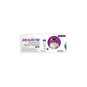 (i) Bravecto CAT Medium 6.2-13.8lbs